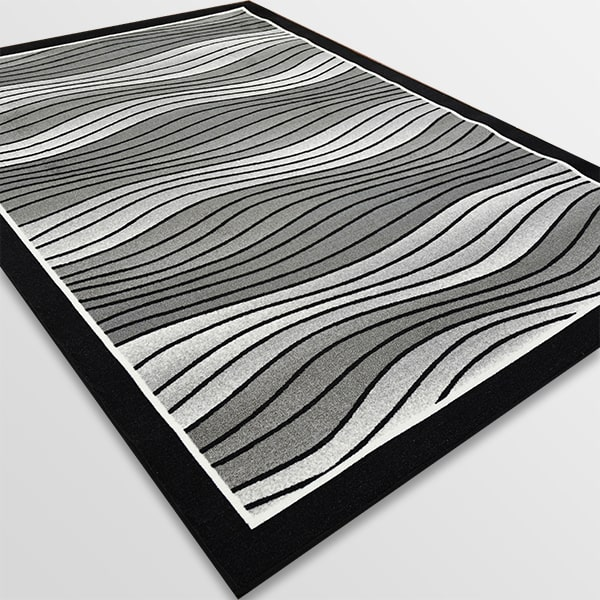Мокетен килим - 1817 Сив