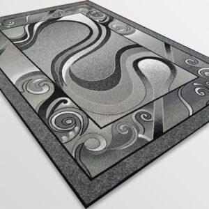 Мокетен килим - 1818 Сив