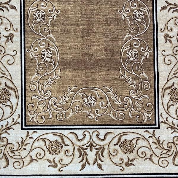 Мокетен килим - Фиоре 1 Бежов - детайл - 1
