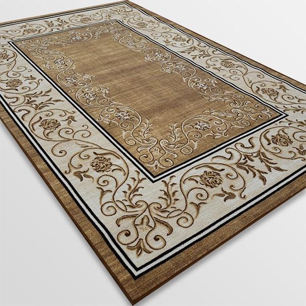 Мокетен килим - Фиоре 1 Бежов
