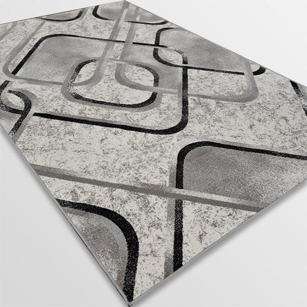 Мокетен килим - Гала Сив
