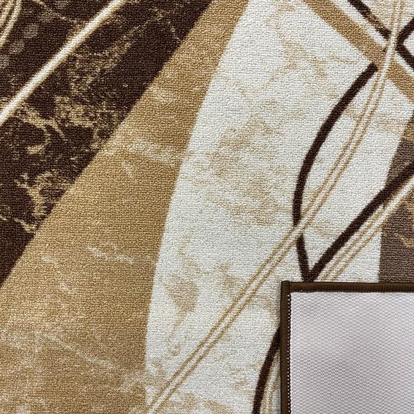 Мокетен килим - Монреал Бежов - детайл - 3