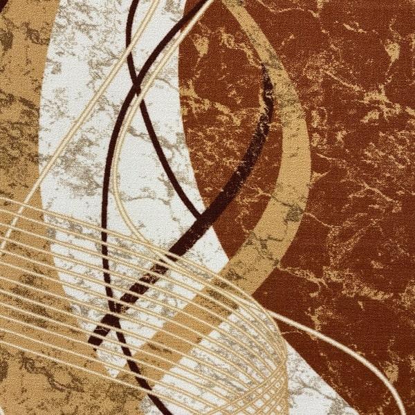 Мокетен килим - Монреал Тера - детайл - 1