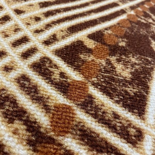 Мокетен килим - Монреал Тера - детайл - 2