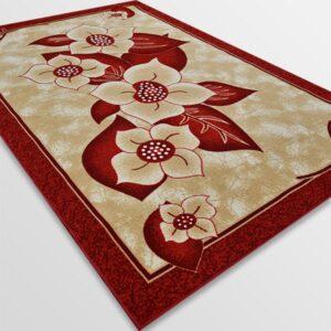 Мокетен килим - Монца Бордо