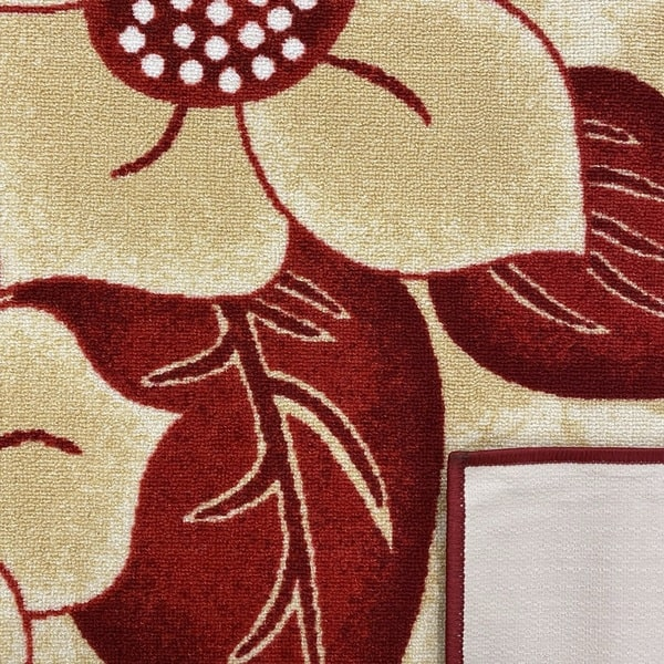 Мокетен килим - Монца Бордо - детайл - 3