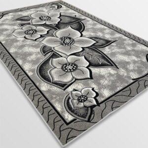 Мокетен килим - Монца Сив