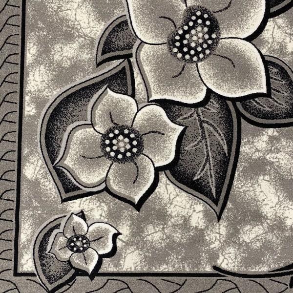 Мокетен килим - Монца Сив - детайл - 1