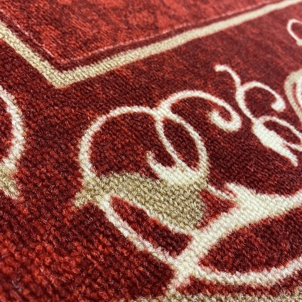 Мокетен килим - Протокол - детатйл - 2