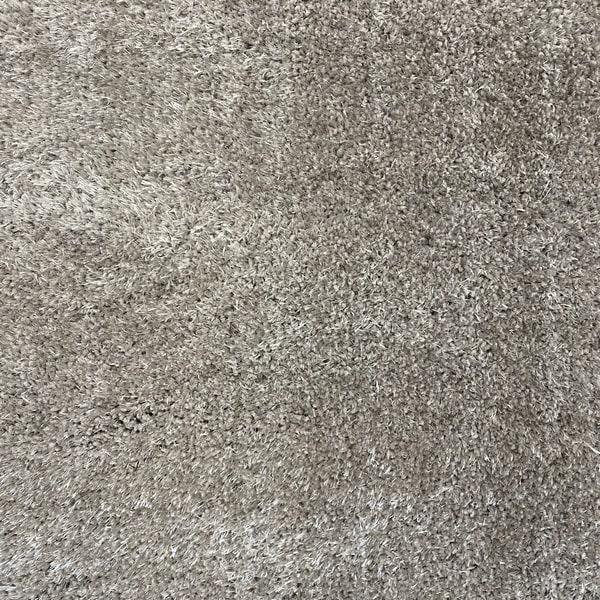 Рошав килим - Опал Шаги Сив - детайл - 1