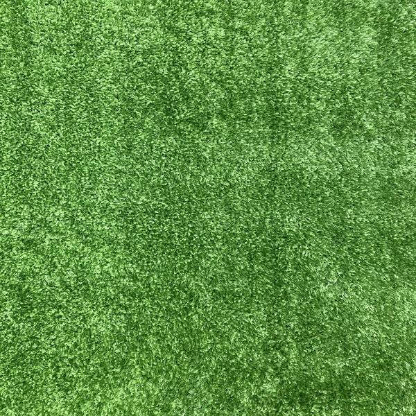 Рошав килим - Опал Шаги Зелен - детайл - 1