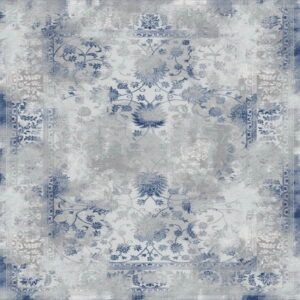Модерен килим - Алпина 6027 Син