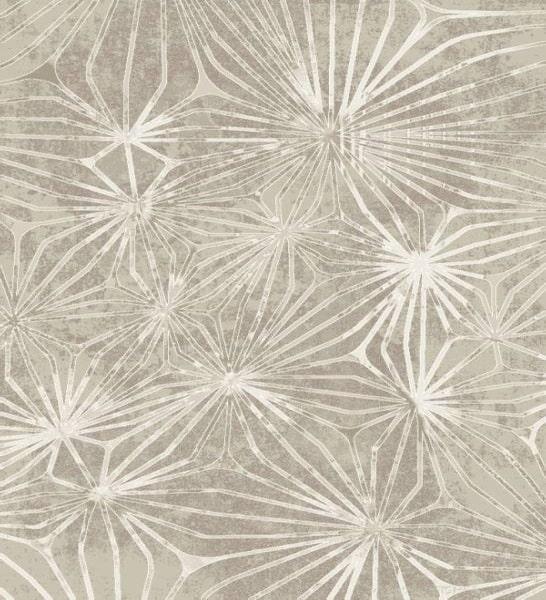 Модерен килим - Корал 6141 Бежов