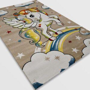 Детски килим – Найс 239 Бежов