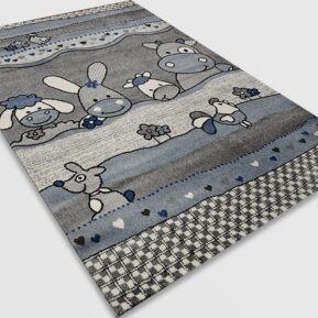 Детски килим – Найс 486 Син