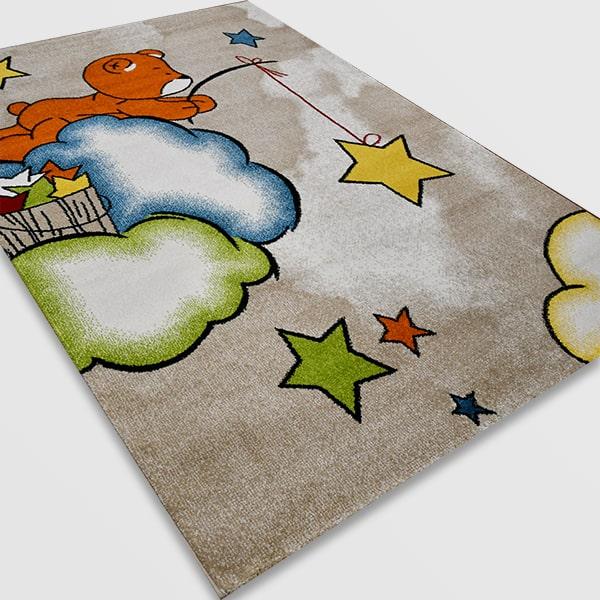 Детски килим – Найс 547 Бежов