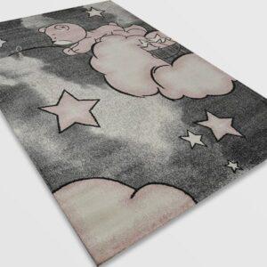 Детски килим – Найс 547 Розов