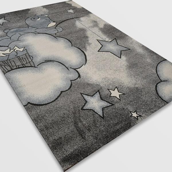 Детски килим – Найс 547 Син