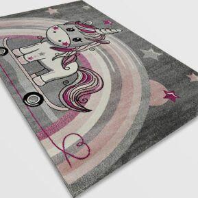 Детски килим – Найс 856 Розов