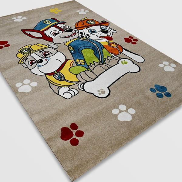 Детски килим – Найс 857 Бежов