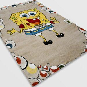 Детски килим – Найс 893 Бежов