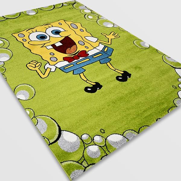 Детски килим – Найс 893 Зелен