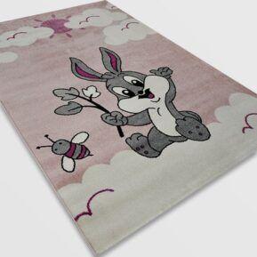 Детски килим – Найс 898 Розов