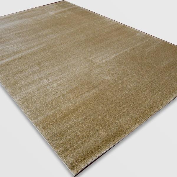Едноцветен килим - Бела Златен