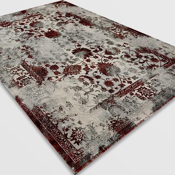 Модерен килим - Алпина 6027 Червен