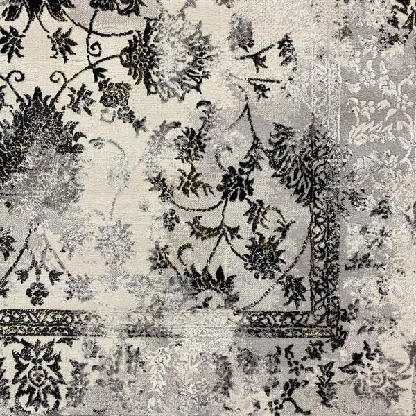Модерен килим - Алпина 6027 Златен - детайл - 1