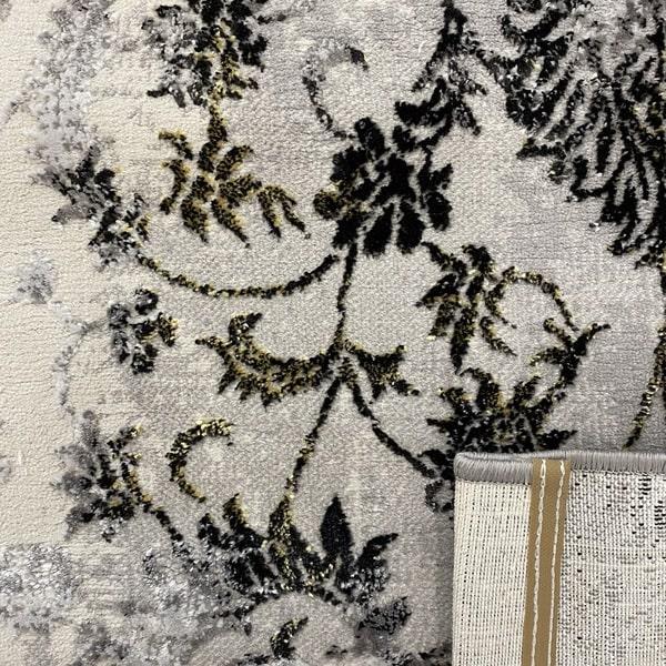 Модерен килим - Алпина 6027 Златен - детайл - 3