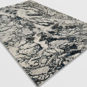 Модерен килим - Алпина 6075 Син