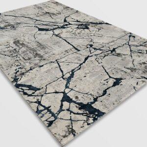 Модерен килим - Алпина 6093 Син