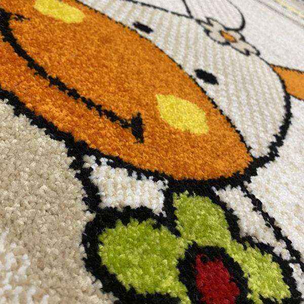 Детски килим – Найс 486 Бежов - детайл - 2