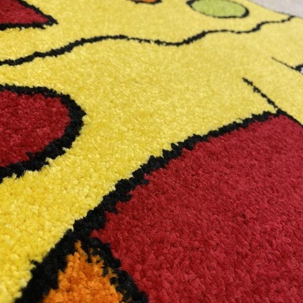 Детски килим – Найс 893 Бежов - детайл - 2