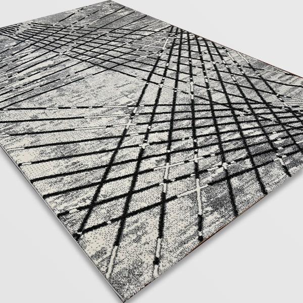 Модерен килим - Ирис 899 Сив