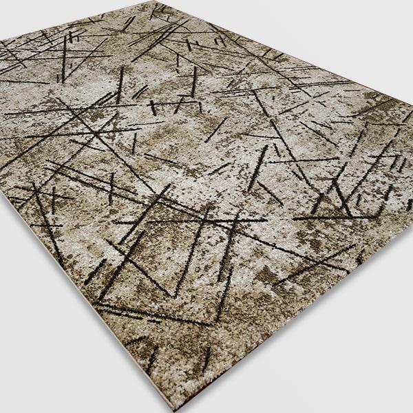 Модерен килим - Ирис 901 Бежов