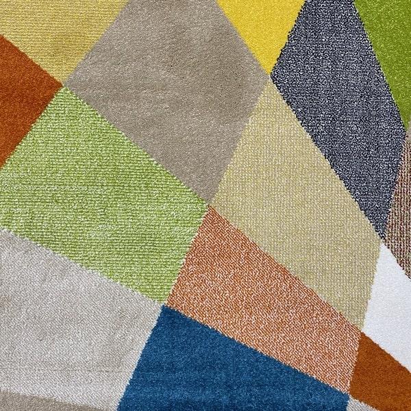 Модерен килим - Ирис 918 - детайл - 1