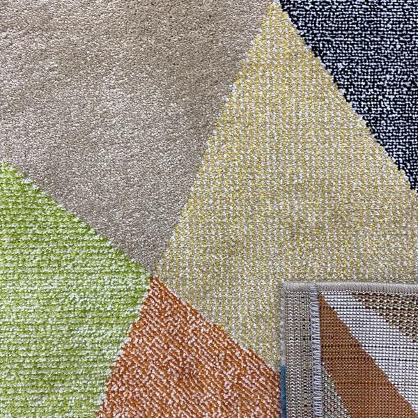 Модерен килим - Ирис 918 - детайл - 3