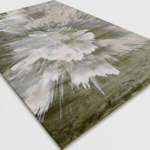 Модерен килим - Неон 6599 Зелен