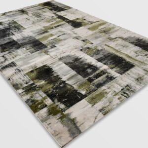 Модерен килим - Неон 6603 Зелен