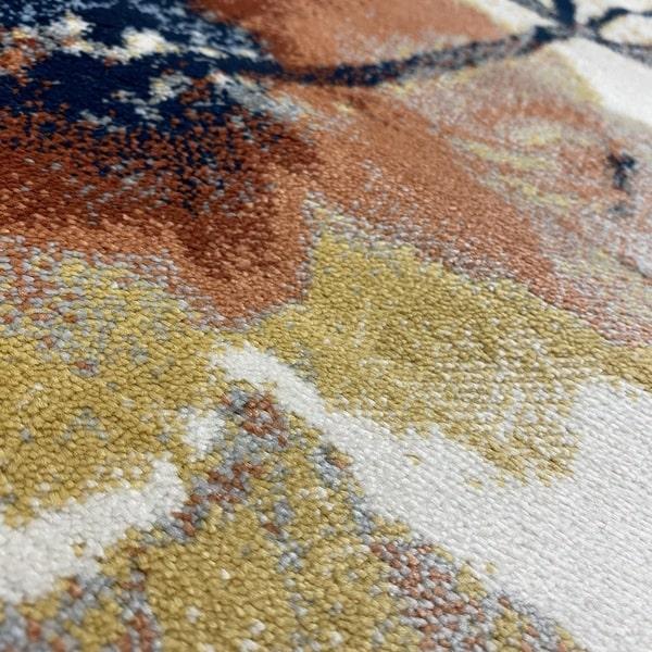 Модерен килим – Неон 6607 - детайл - 2