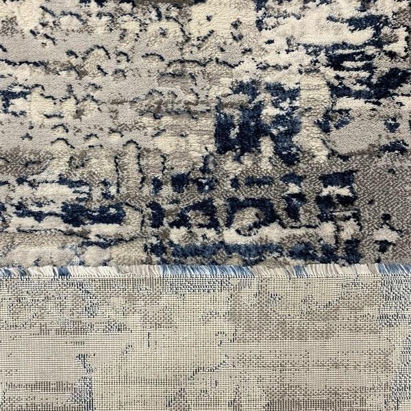 Модерна пътека - Алпина 5628 Син - детайл - 3