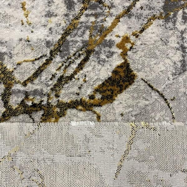 Модерна пътека - Алпина 6093 Златен - детайл - 3