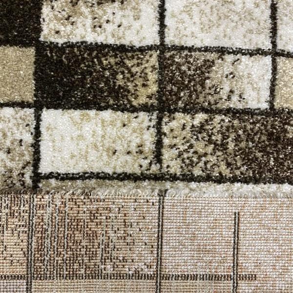 Модерна пътека - Прима 7956 Бежов - детайл - 3