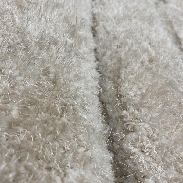Рошав килим - 3Д Софт Шаги 325 Бежов/Визон - детайл - 2