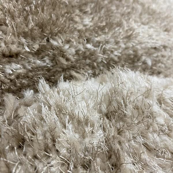 Рошав килим - 3Д Софт Шаги 481 Визон/Бежов - детайл - 2