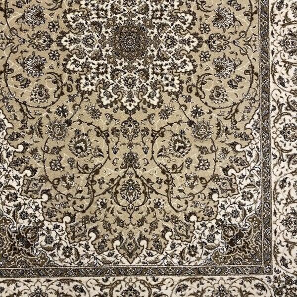 Класически килим – Класик 1175 Бежов/Крем - детайл - 1