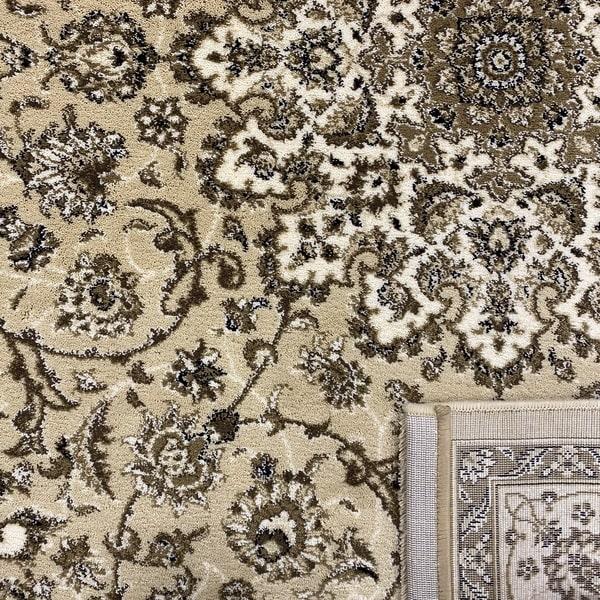 Класически килим – Класик 1175 Бежов/Крем - детайл - 3