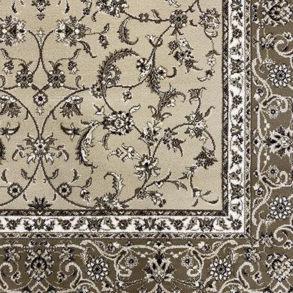 Класически килим – Класик 4174 Бежов - детайл - 1